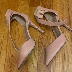 Pretty in Pink heels